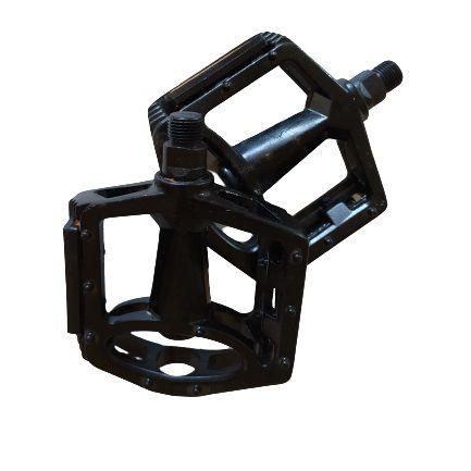 Alumínium fekete platform pedál