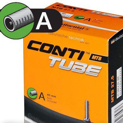 Continental MTB 26 dobozos kerékpár tömlő A40 47/62-559