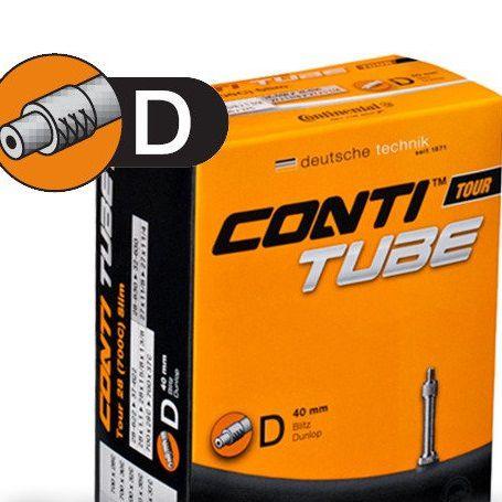 Continental kerékpár tömlő MTB 26 D40 47/62-559