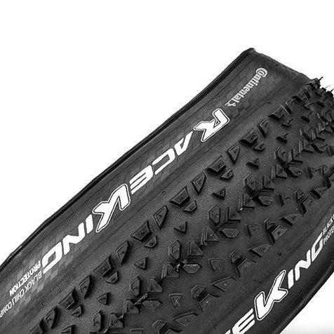 Continental Race King Performance hajtogatható kerékpár gumi 50-584 27,5x2,00