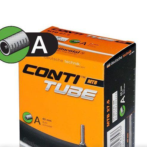 Continental kerékpár tömlő MTB 27,5 AV40 47/62-584 (650B)