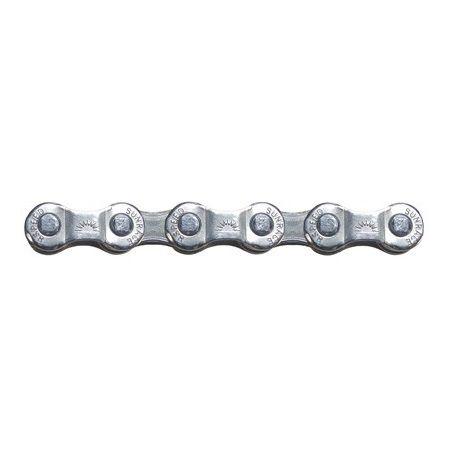 Sunrace CNM84 ezüst 8 sebességes lánc