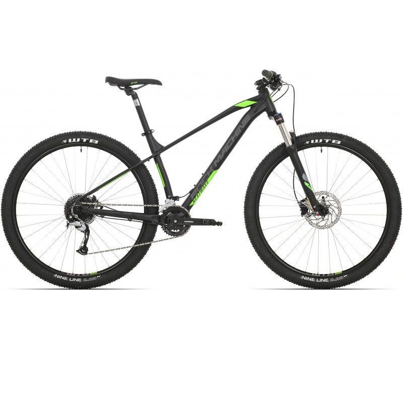 Rock Machine Heatwave 90-29 merev vázas XC kerékpár