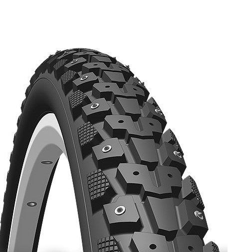 Mitas R06 Gripper Ice APS+RS reflektoros kerékpár gumi 136 szöggel 42-622 700x40C