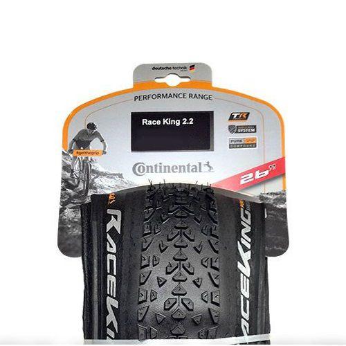 Continental Race King Shieldwall hajtogatható kerékpár gumi 50-622 29x2,00
